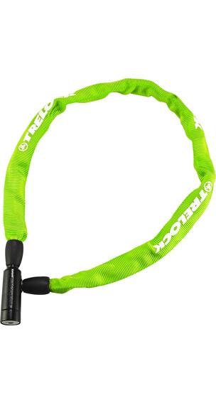 Trelock BC 115 Sykkellås 60 cm Grønn